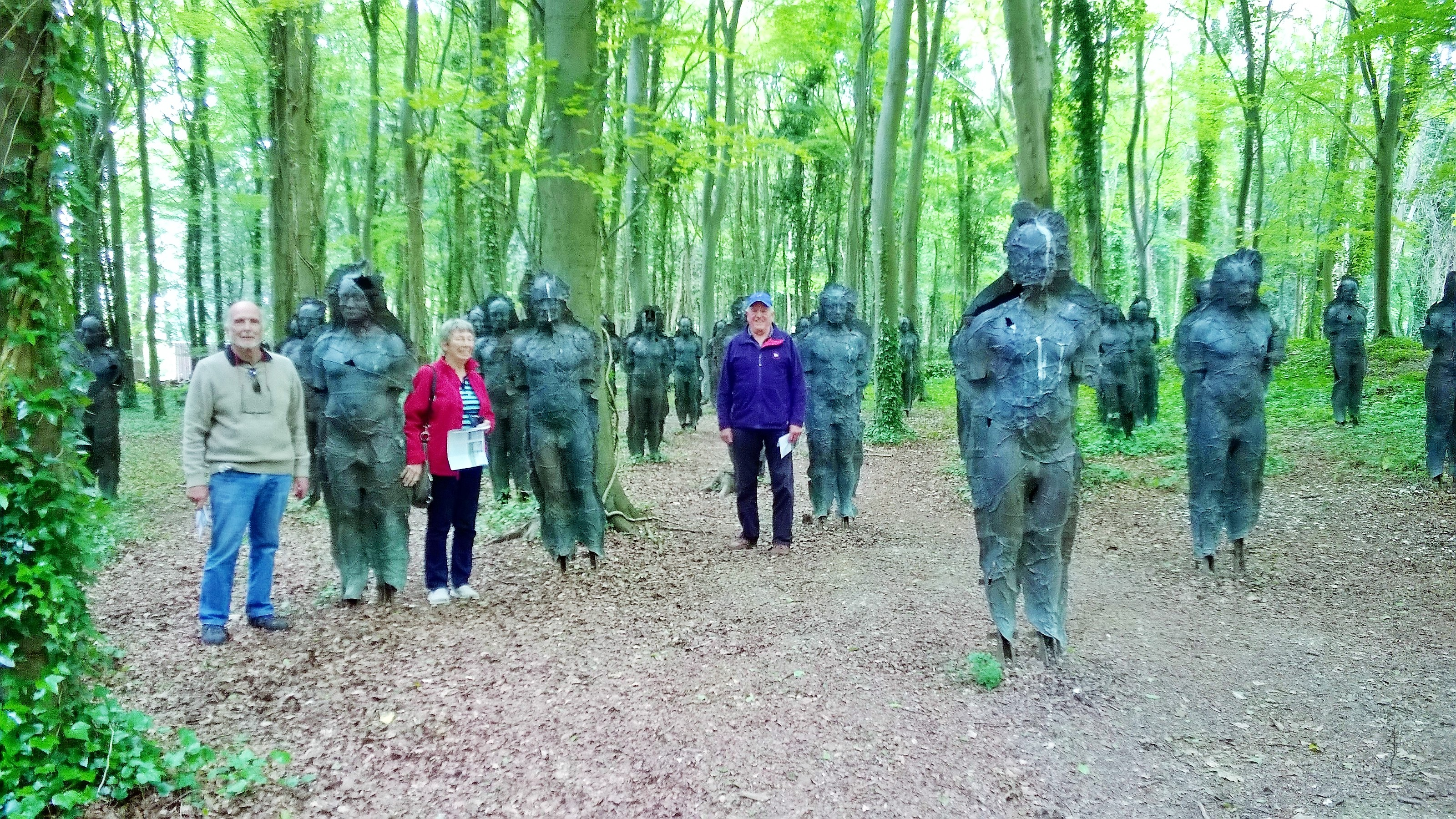 Cass Sculpture Park