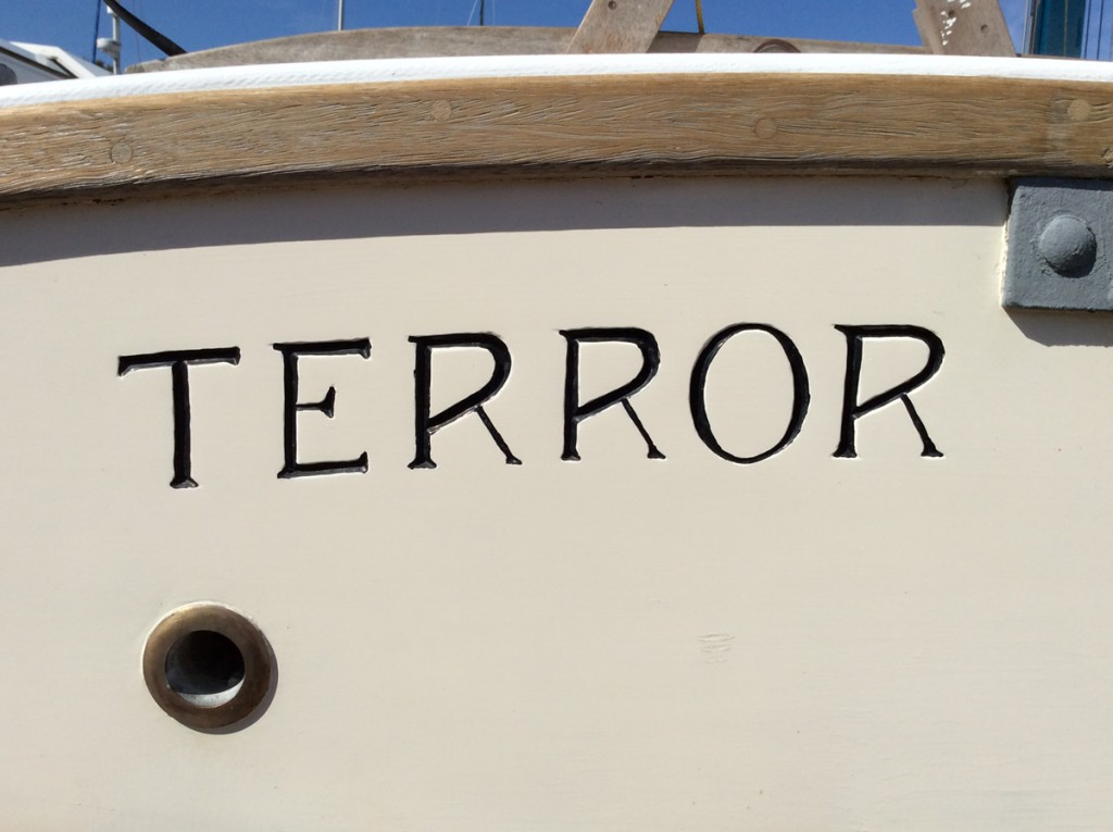 Emswoth Oyster Boat Terror