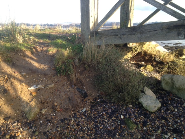 Thornham Bridge repairs - Friends of Chichester Harbour