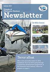 Friends of Chichester Harbour Latest Newsletter May 2017