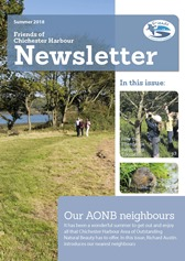 Friends of Chichester Harbour Latest Newsletter September 2018