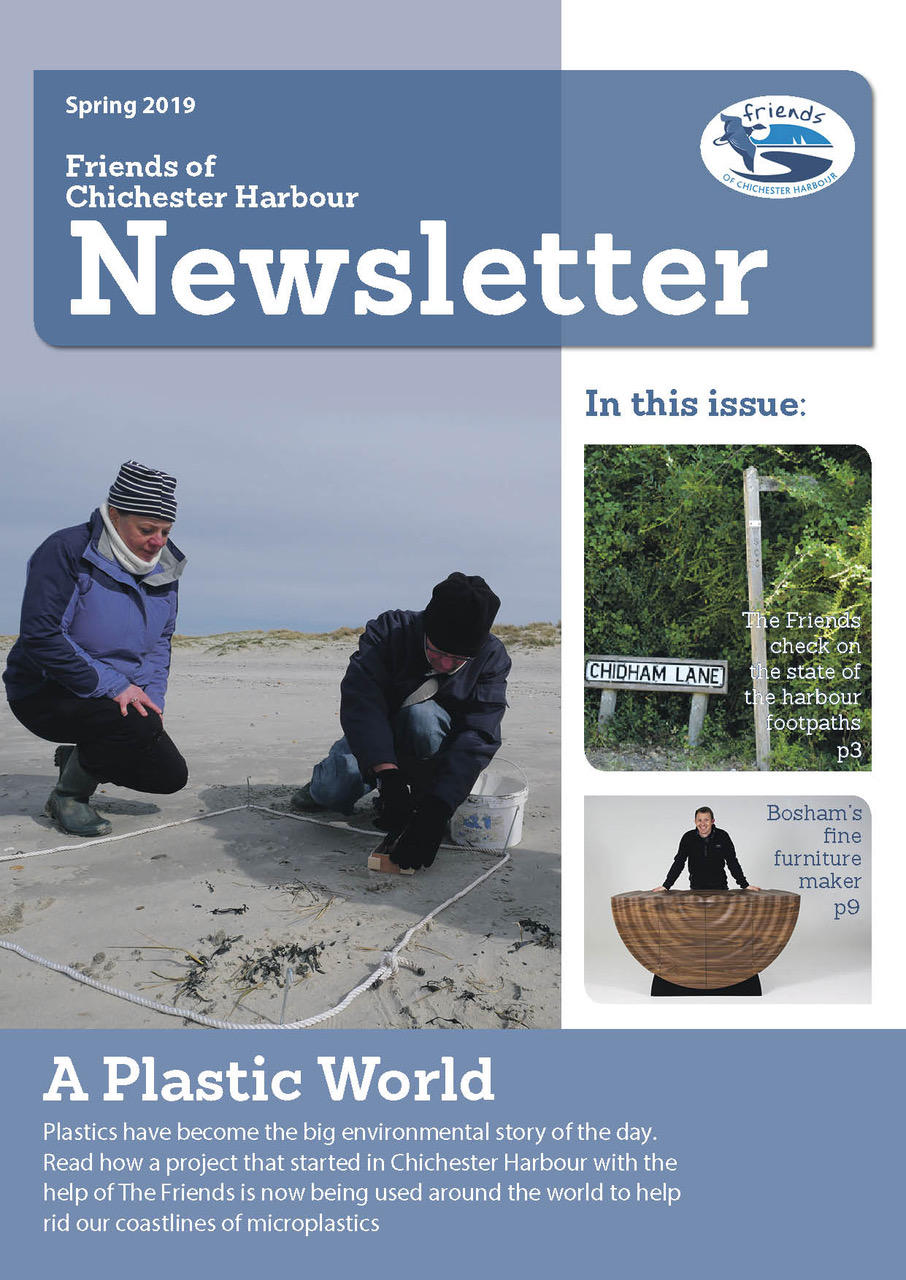 Friends of Chichester Harbour Latest Newsletter March 2019