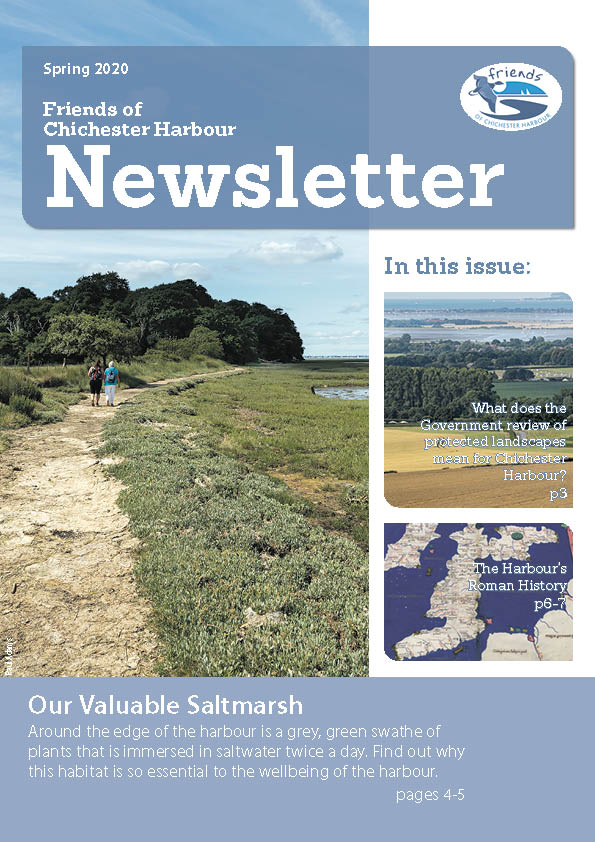 Friends of Chichester Harbour Spring 2020 Newsletter